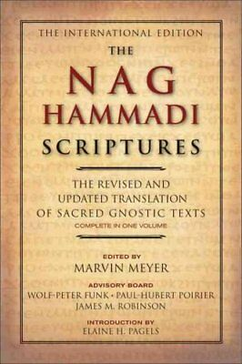 The Nag Hammadi Scriptures The Revised and Updated Translation ... 9780061626005