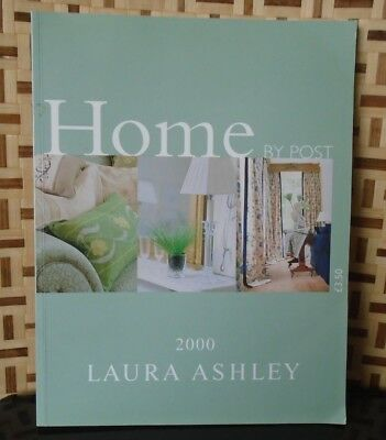 vintage LAURA ASHLEY home catalogue - by post 2000 excellent condition #6