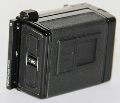 Bronica 120 Complete Film Back For ETR, ETRS & ETRSi Very Nice Condition