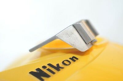 Nikon Nikkormat Nikomat shoe adapter Chrome for FTN check it out