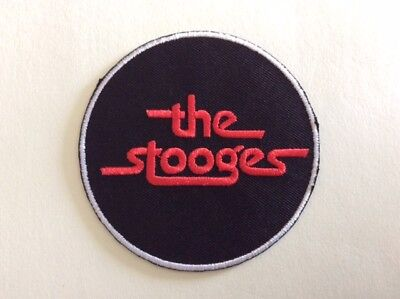 M369 // Ecusson Patch Aufnaher Toppa / Neuf / The Stooges 8 Cm