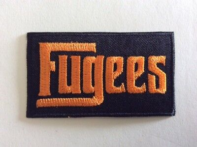 M380 // Ecusson Patch Aufnaher Toppa / Neuf / Fugees 8*4,5 Cm
