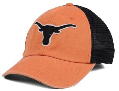 pretty nice c10db 7a297 Texas Longhorns DCM NCAA Andrews Stretch Flex Fit Cap Hat 20842394 L XL  25
