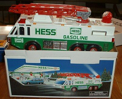 Hess Gasoline '96 Emergency Truck