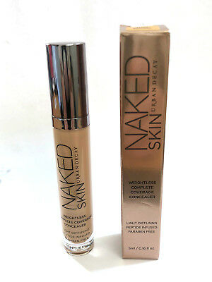 Urban Decay Naked Skin Weightless Complete Coverage Concealer Light Neutral