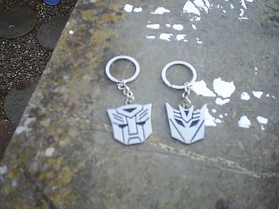 New Transformers  Robot  Two Keyring Summer Offer Only £2.97.free P+P