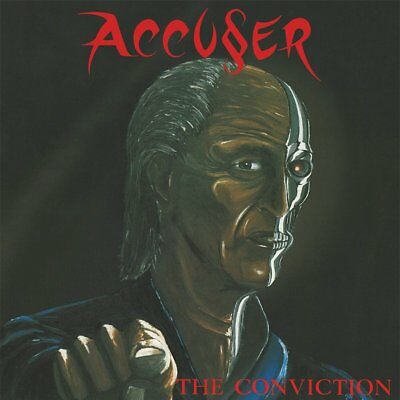 ACCU§ER - The Conviction NEU!! RED VINYL LIM. 100