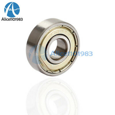 Flange Ball Bearing F608ZZ 8*22*7 mm Metric Flanged Bearing AT