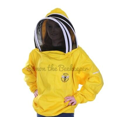 Beekeeping Yellow Fencing Tunic L Buzz Work Wear Vantage