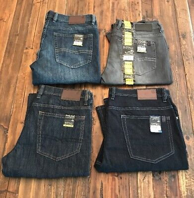Buffalo David Bitton Driven-X Basic Jeans Brand NEW with TAGS Color/Sizes   1A-B