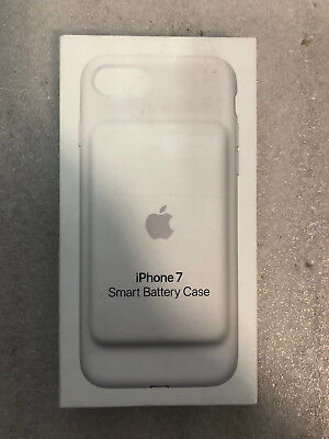 APPLE A1765 iPHONE 7 SMART BATTERY CASE WHITE
