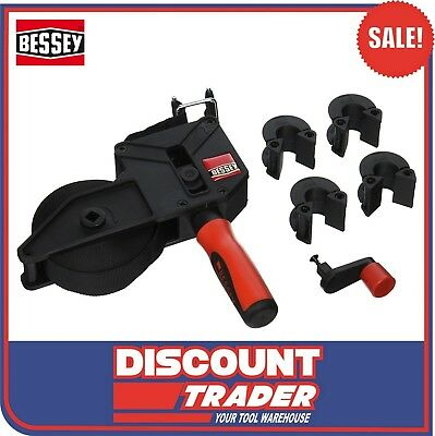 Bessey Variable Angle Strap Band Clamp with 2K Composite Handle 7m/23' VAS-23+2K