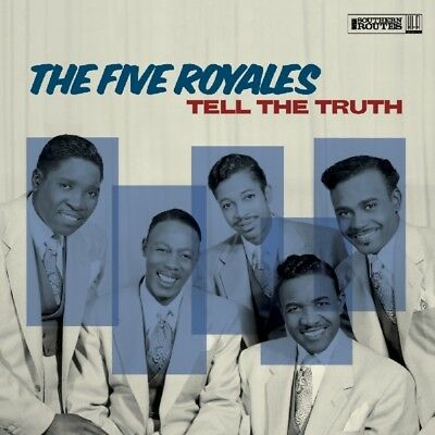 The Five Royales - Tell The Truth Vinyl LP Southern R NEU
