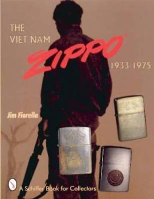 Vietnam War Zippo Lighters Ref$ Book Military Soldiers