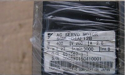 1PC YASKAWA Servo Motor SGML-04AF12B USED tested