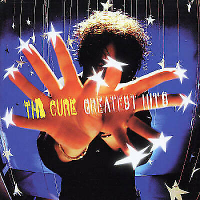 The Cure - Greatest Hits - Very Best Of - NEW CD ALBUM   (SEALED)