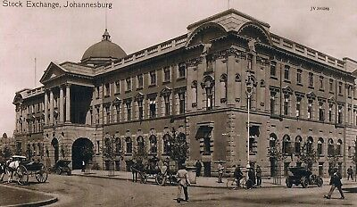 Image result for johannesburg stock exchange 1920