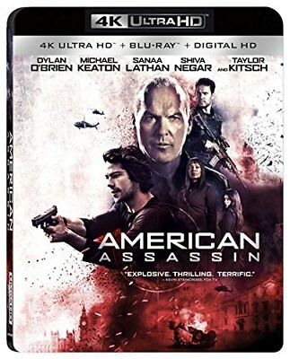 American Assassin (4K Ultra HD Blu-ray Disc ONLY, 2017)