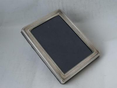 Sterling Silver Picture/ Photo Frame 2000/ H 10 cm
