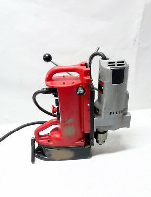 Milwaukee Electromagnetic Drill Press 4203 Base & 4297-1 Motor 9/B16648A