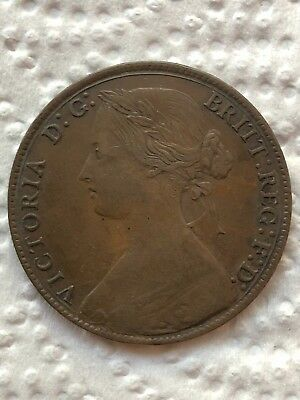 1860 One Penny