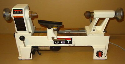 Jet JML-1014 6 Speed Woodworking Mini Lathe 240V 1/2Hp Perfect for Home Use!