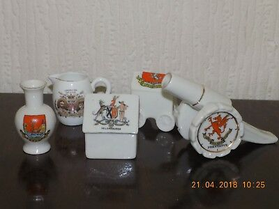 Nice Collection Of Shelley & Arcadian Crested China C1910-1920