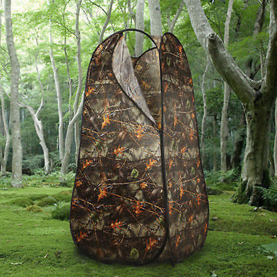 Portable Outdoor Pop Up Tent Camping Shower Privacy Toilet Changing Room US