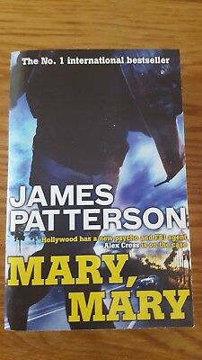 James Patterson  Paperback Mary Mary