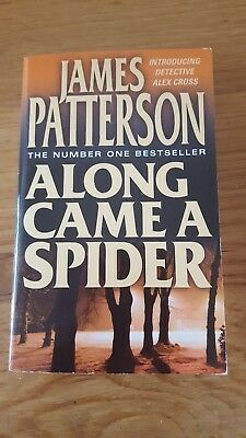 James Patterson  Paperback Along Came A Spider