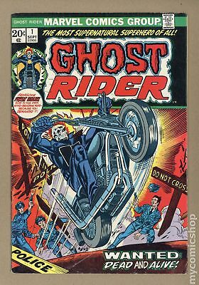 Ghost Rider (1st Series) #1 1973 GD+ 2.5