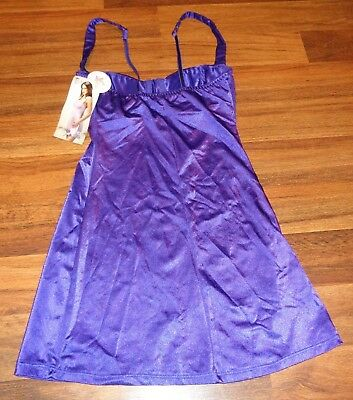 Women's Intimates-Size:32-Brand:Empire Chemise-New/Tags -Color:Purple-Underwire