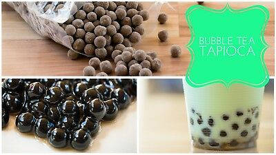 Black Tapioca Pearls / Lovocado / 250g-1500g / High quality / Bubble tea