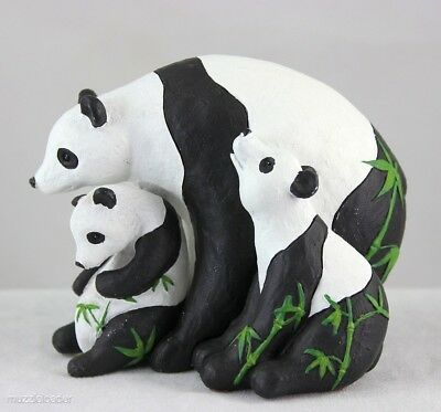 Puzzle Creations Mother Panda with Cubs - Clearance Sale