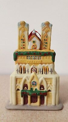 Cathedrals Of The World Coronation Cathedral Of The Kings Reim France Ornament