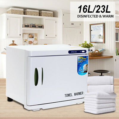 BABAN 23L/16L UV Towel Sterilizer Warmer Cabinet Disinfection Heater Hotel Salon