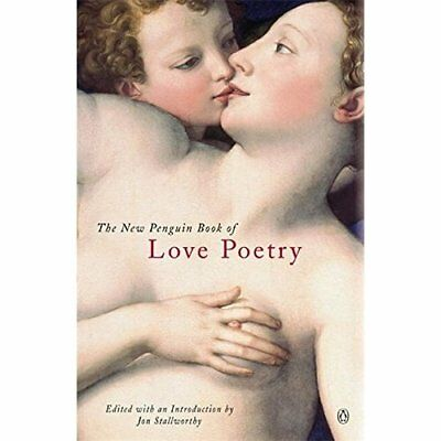 The New Penguin Book of Love Poetry - Paperback NEW Penguin 2003-01-30