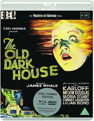 The Old Dark House  Dual Format (Blu-ray & DVD) (1932) [New Blu-ray]