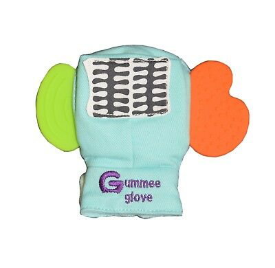 Gummee Glove Limited Edition Teething Mitten Mitt for babies 4 to 8 months