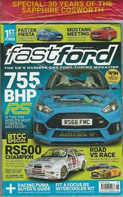 Fast Ford Magazine June 2018 (NEW) *Post Included To UK/Europe/USA/Canada