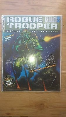 2000AD Judge Dredd : Rogue Trooper Action Special comic