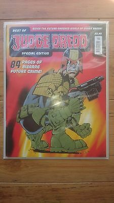 2000AD : Best of Judge Dredd Special Edition comic