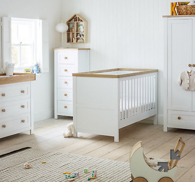 Mothercare Lulworth 2 in 1 Cot Bed