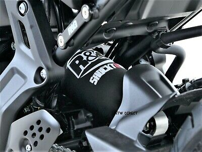 R&G RACING SHOCKTUBE PROTECTOR COVER for Suzuki GSX-R600 2015 2016 2017 models