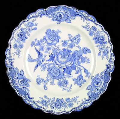 Crown Ducal BRISTOL BLUE Dinner Plate 91475