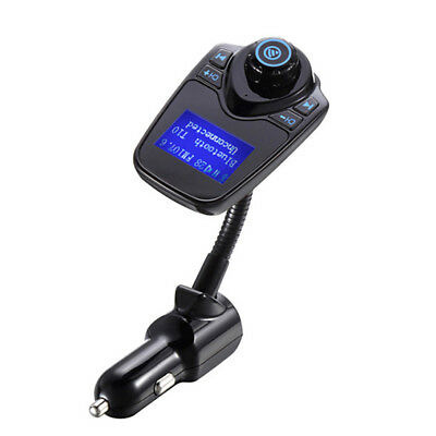 Bluetooth Car MP3 Player FM Transmitter Wireless Radio Adapter USB Charger