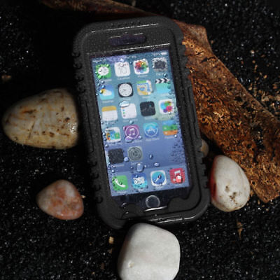 Waterproof/Shockproof Protection Crystal Clear Skin Case Cover For iPhone 6/6S