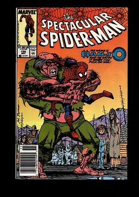 The Spectacular Spider-Man Us Marvel Vol 1 # 156/'89