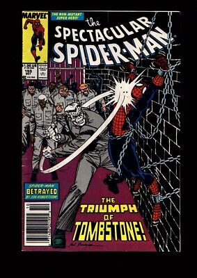 The Spectacular Spider-Man Us Marvel Vol 1 # 155/'89