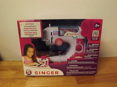 NKOK SINGER EZ Stitch Chainstitch Sewing MachineA40NEW 404040 Magnificent Singer Ez Stitch Toy Sewing Machine